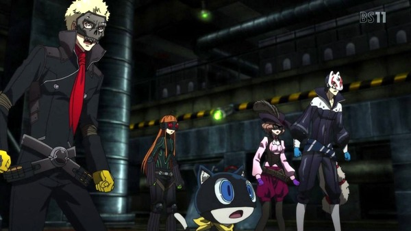 「PERSONA5(ペルソナ5)」特番アニメ『Dark Sun.. (146)