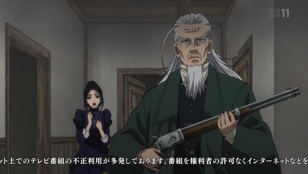 「ゴールデンカムイ」15話(2期 3話) (15)