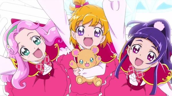 「魔法つかいプリキュア!」第50話感想 女子大生みらい&教師リコが中学生に!ドタバタ引き継ぎでいい日になあれ!!(最終回、画像)