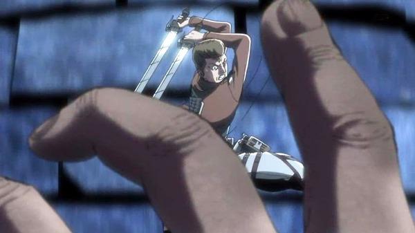 「進撃の巨人 Season2」29話 (19)