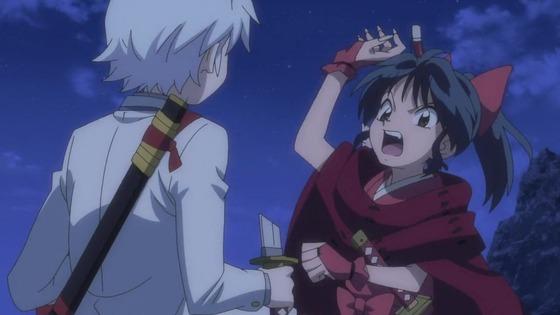 「半妖の夜叉姫」第8話感想 画像 (91)