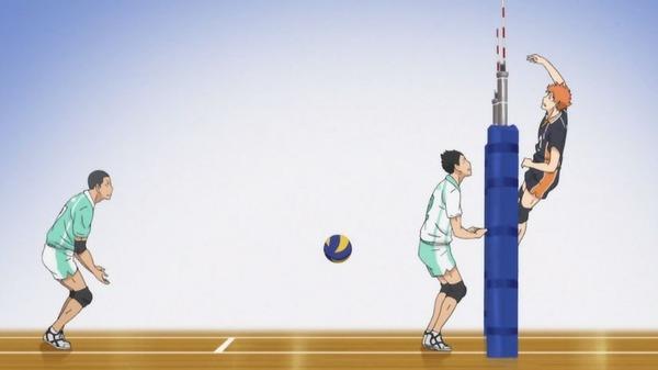 「ハイキュー!! セカンドシーズン」24話 (5)