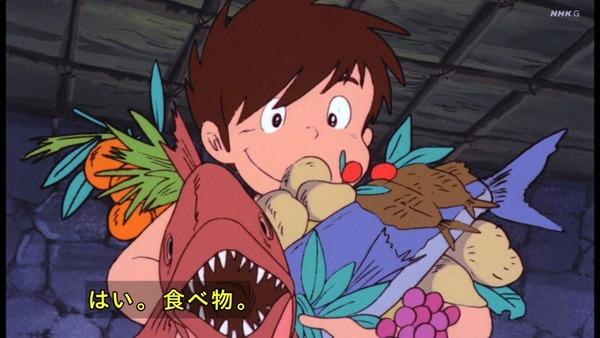「未来少年コナン」第1話感想 画像 (55)
