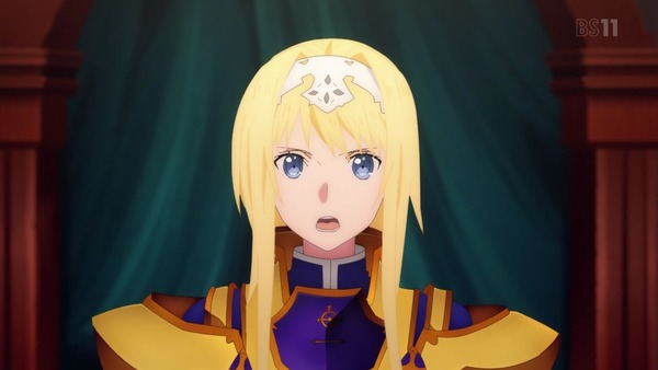 「SAO アリシゼーション」2期 8話感想 画像 (16)