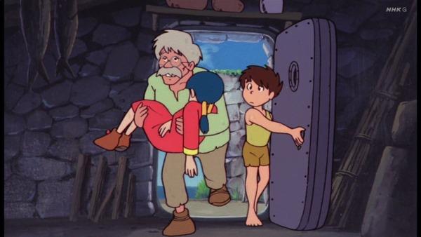 「未来少年コナン」第1話感想 画像 (42)