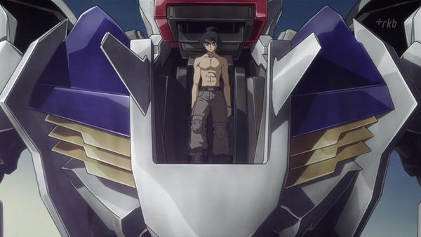 「機動戦士ガンダム 鉄血のオルフェンズ」49話 (10)