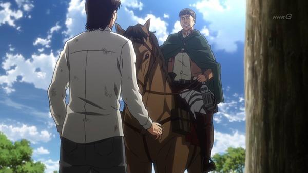 「進撃の巨人 Season3」(3期 11話)48話感想 (29)