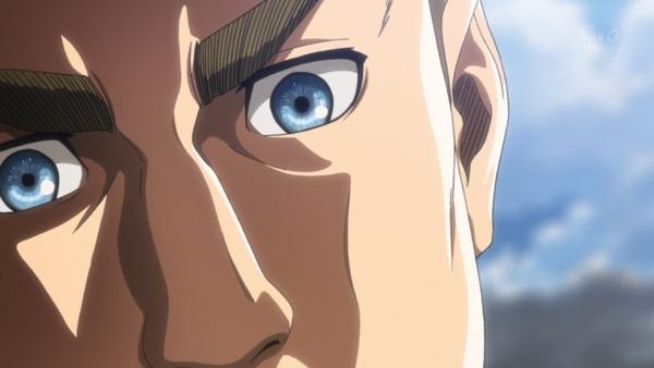 「進撃の巨人 Season3」(3期 9話)46話感想 (23)
