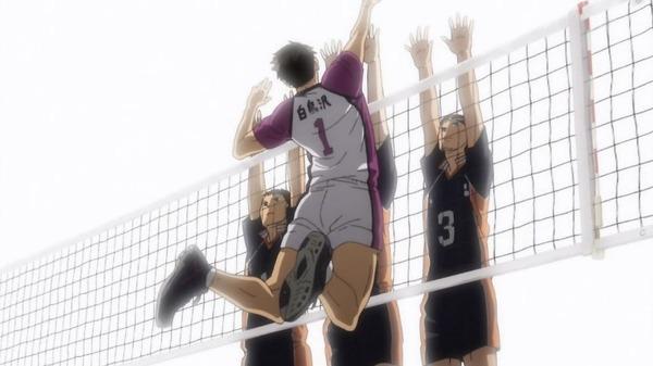 「ハイキュー!! 烏野高校VS白鳥沢学園高校」 (64)