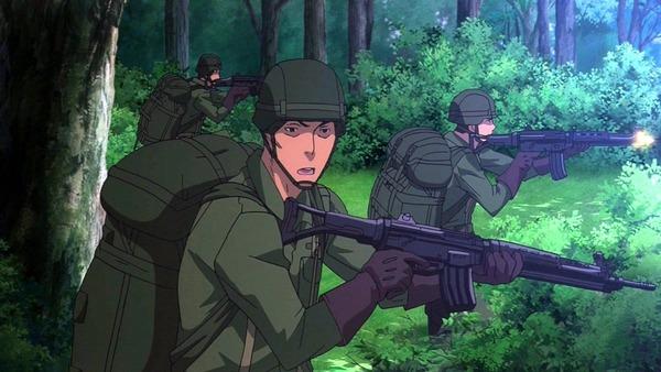 「GATE 自衛隊 彼の地にて、斯く戦えり」23話 (25)