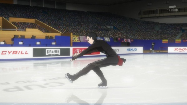 「ユーリ!!! on ICE(ユーリオンアイス)」 (36)