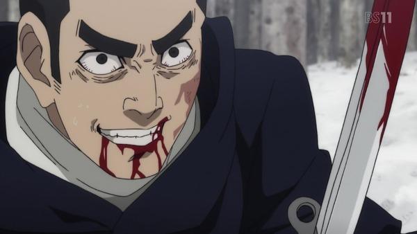 「ゴールデンカムイ」3話感想 (67)