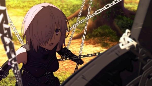 「FateGrand Order 絶対魔獣戦線バビロニア」FGO 2話感想 (30)