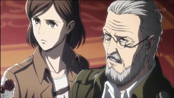 「進撃の巨人 Season3」(3期 5話)42話感想 (9)