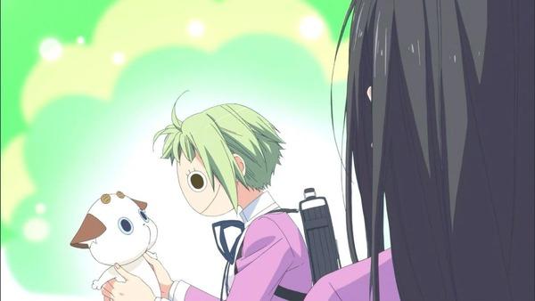 「あまんちゅ!」2話 (35)