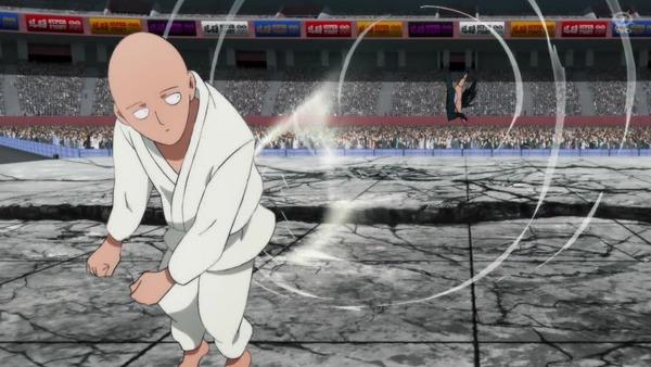 「ワンパンマン」19話(2期 7話)感想  (87)