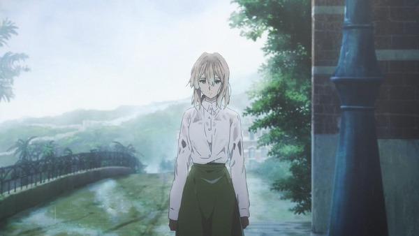 「ヴァイオレット・エヴァーガーデン」2話 (44)