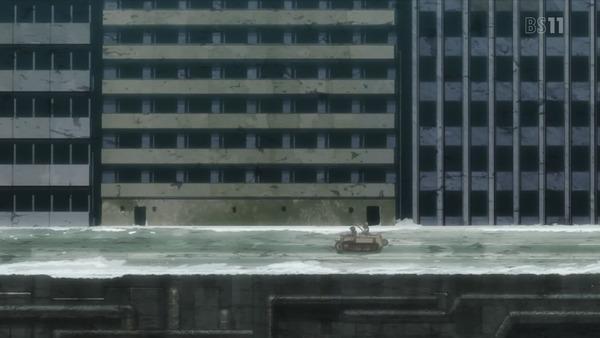 「少女終末旅行」3話 (1)
