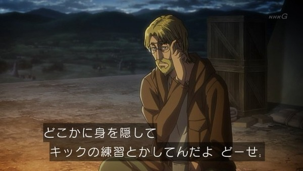 「進撃の巨人」52話感想 (63)
