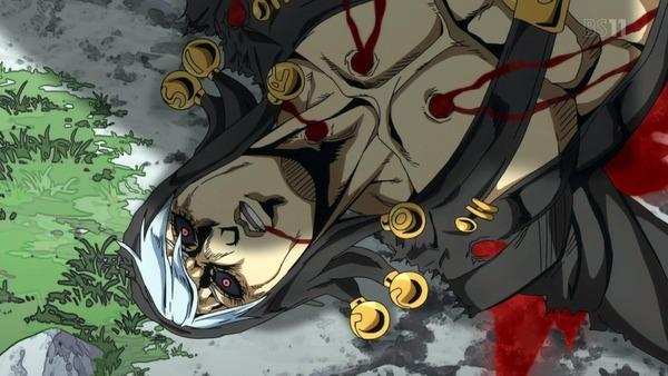 「ジョジョの奇妙な冒険 5部」28話感想 (4)