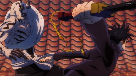 「呪術廻戦」19話 (20)