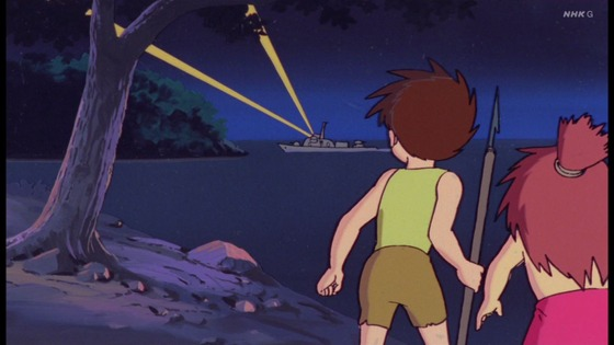 「未来少年コナン」第17話感想 画像 (10)