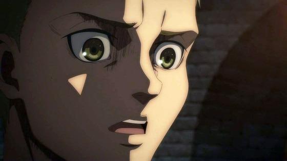 「進撃の巨人」67話(4期 8話)感想  (74)