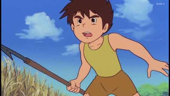 「未来少年コナン」第17話感想 画像 (144)