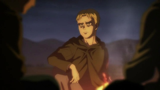 「進撃の巨人」62話(4期 3話)感想 (80)