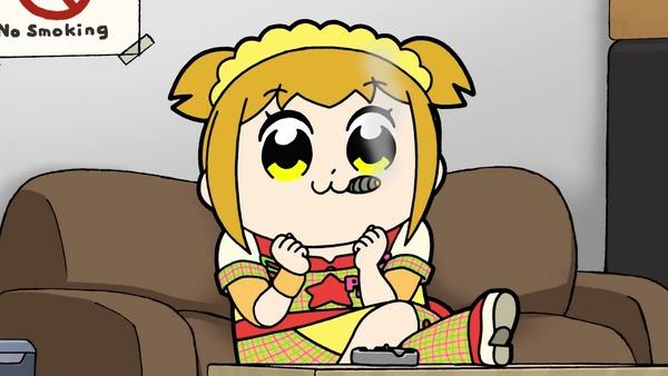 「ポプテピピック」3話感想 こんな『ぞい』笑うしかない!フリーザ(中尾隆聖さん)&セル(若本規夫さん)の濃さが正規キャスティングを飲み込む!!(画像)