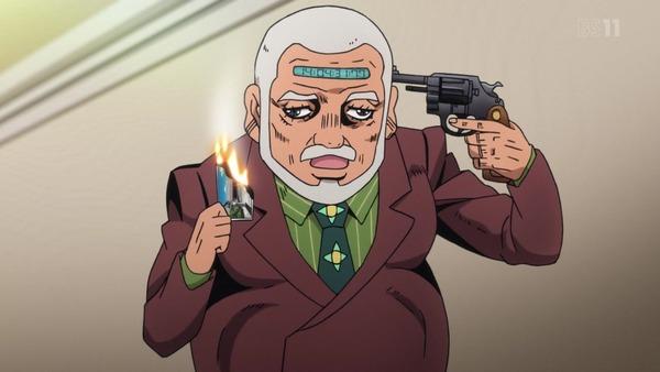 「ジョジョの奇妙な冒険 5部」18話感想 (35)