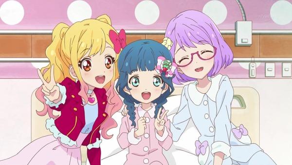 「アイカツスターズ!」第59話感想 アイドルは星の輝き、ゆめちゃんのドレスは少女を笑顔にしてくれる!!(画像)