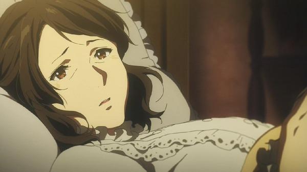 「ヴァイオレット・エヴァーガーデン」10話 (17)