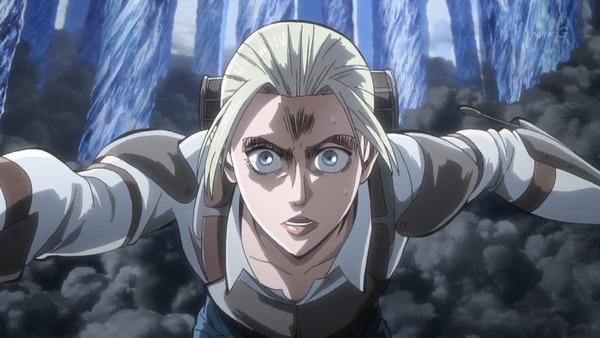 「進撃の巨人 Season3」(3期 7話)44話 (15)