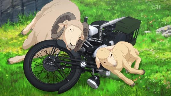 「キノの旅」12話(最終回) (24)