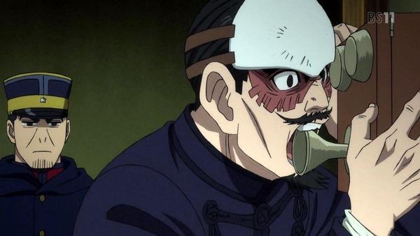 「ゴールデンカムイ」17話感想 (18)