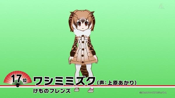 好きなアニメキャラ「ニッポンアニメ100」ランキング (15)