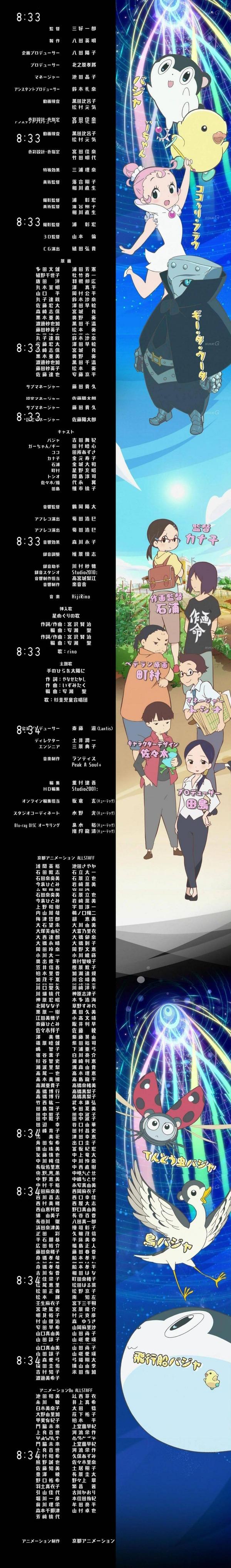 「バジャのスタジオ」感想 (122)