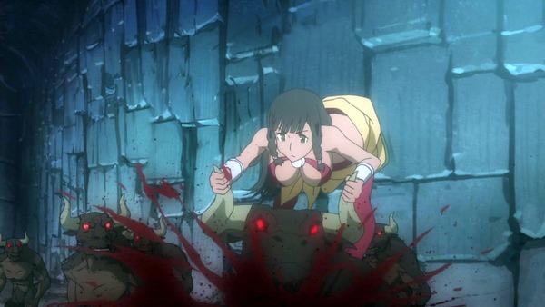 「ソード・オラトリア(ダンまち外伝)1話 (31)