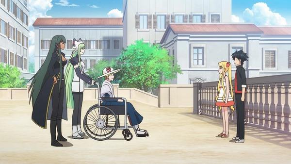 「UQ HOLDER! 魔法先生ネギま!2」10話 (13)