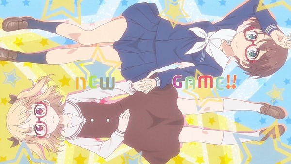 「NEW GAME!!」2期 9話 (33)