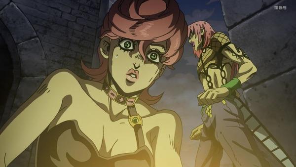 「ジョジョの奇妙な冒険 5部」35話感想 (42)