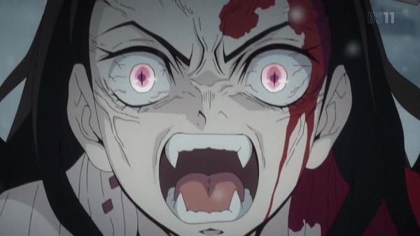 「鬼滅の刃」第1話感想  (15)