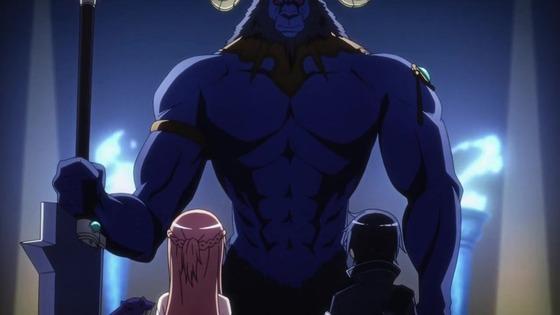 「SAO ソードアート・オンライン」9話感想 (4)