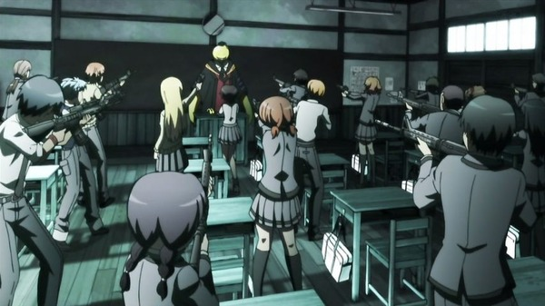 暗殺教室 (4)