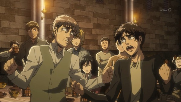 「進撃の巨人 Season3」49話 (35)