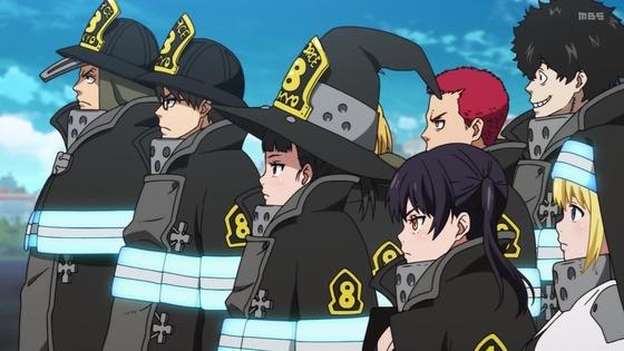 「炎炎ノ消防隊 弐ノ章」第1話感想 (57)