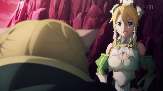 「SAO ソードアート・オンライン」3期 第13話感想 (29)