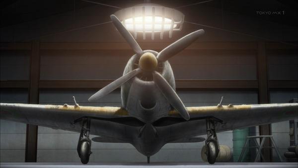 「荒野のコトブキ飛行隊」3話 感想 (73)