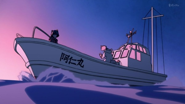 「BNA ビー・エヌ・エー」第1話感想 画像  (86)